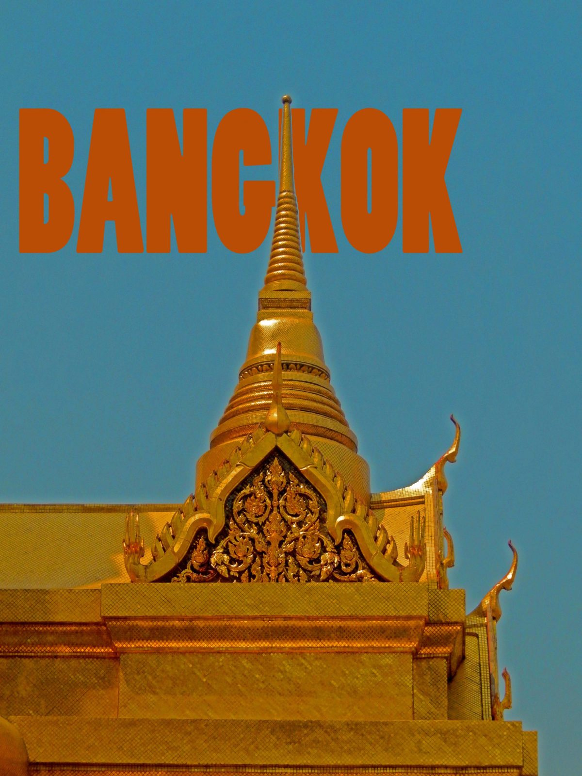Thailand – 2 Days in Bangkok