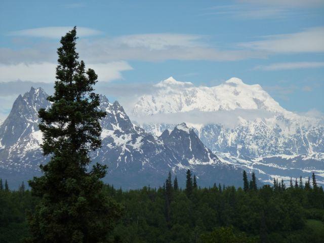 Visiting Alaska's Denali