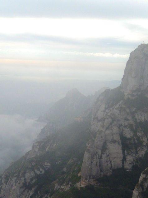 Barcelona to Montserrat