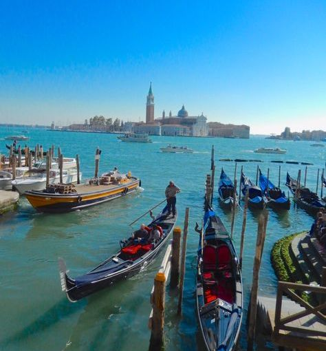 See Venice and…