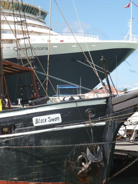 Cruise Port Antigua,W.I.