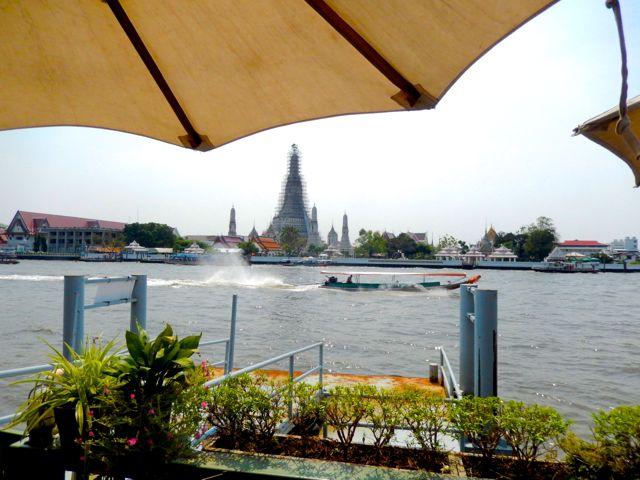 Two Restaurants inBangkok