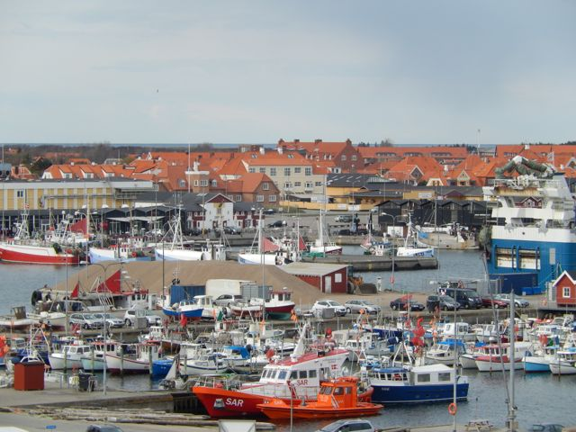 Skagen, The Watch & Town
