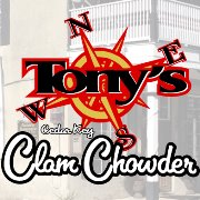 Tony's Cedar Key restaurant