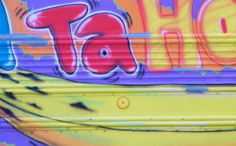 Graffiti Around theWorld