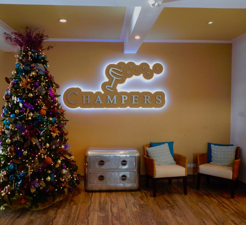 Champers Barbados – Great Food, GreatScenery