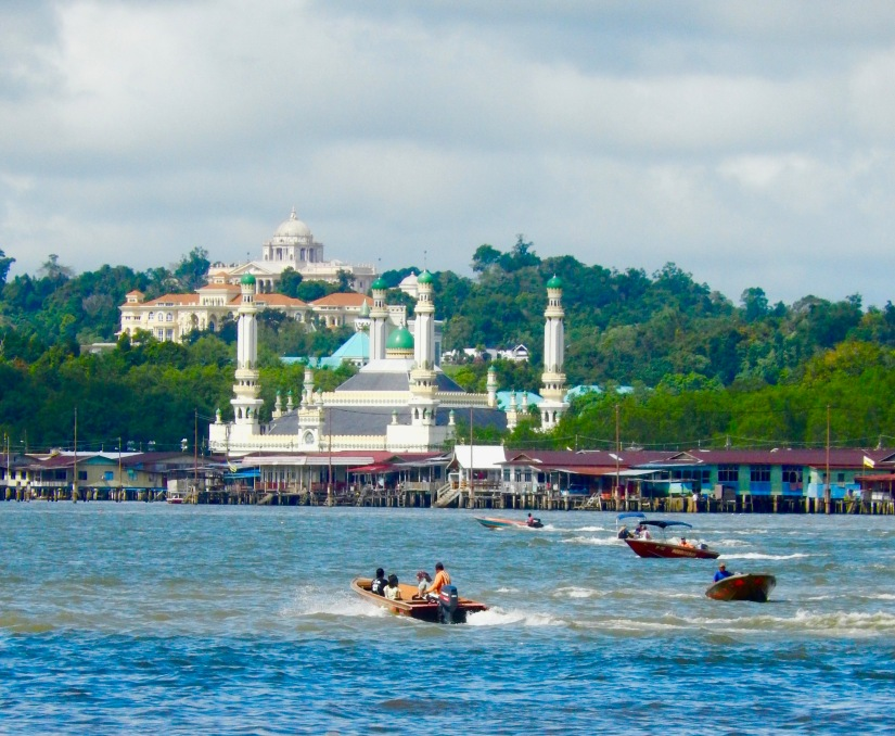 A Day In Brunei