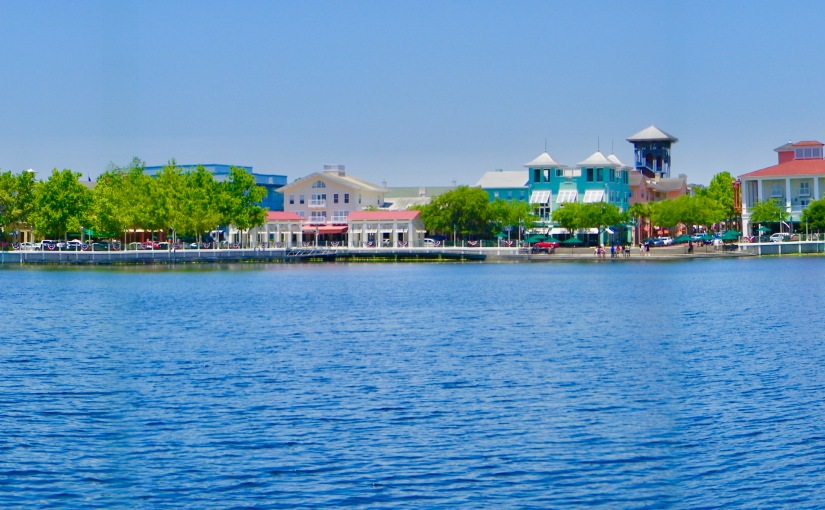 The Town That Disney Built-Celebration