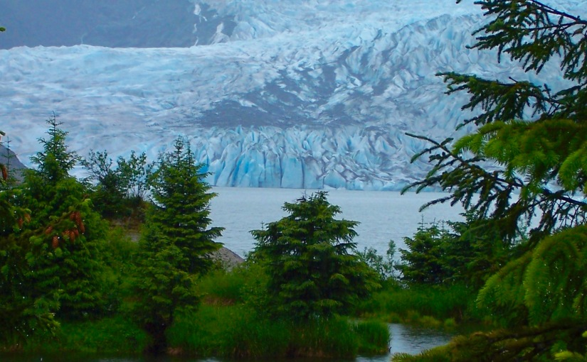 Glaciers and Cruising Alaska