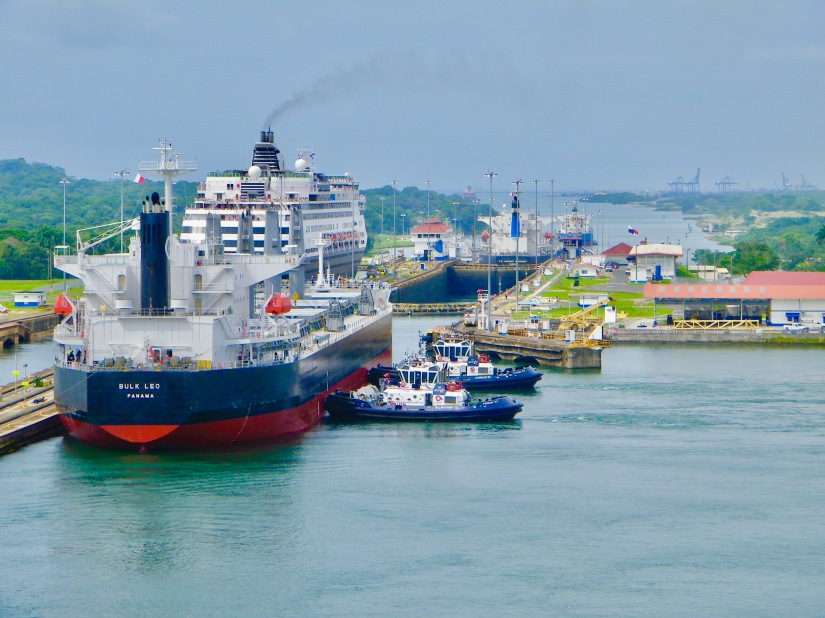 Cruising and the Panama Canal