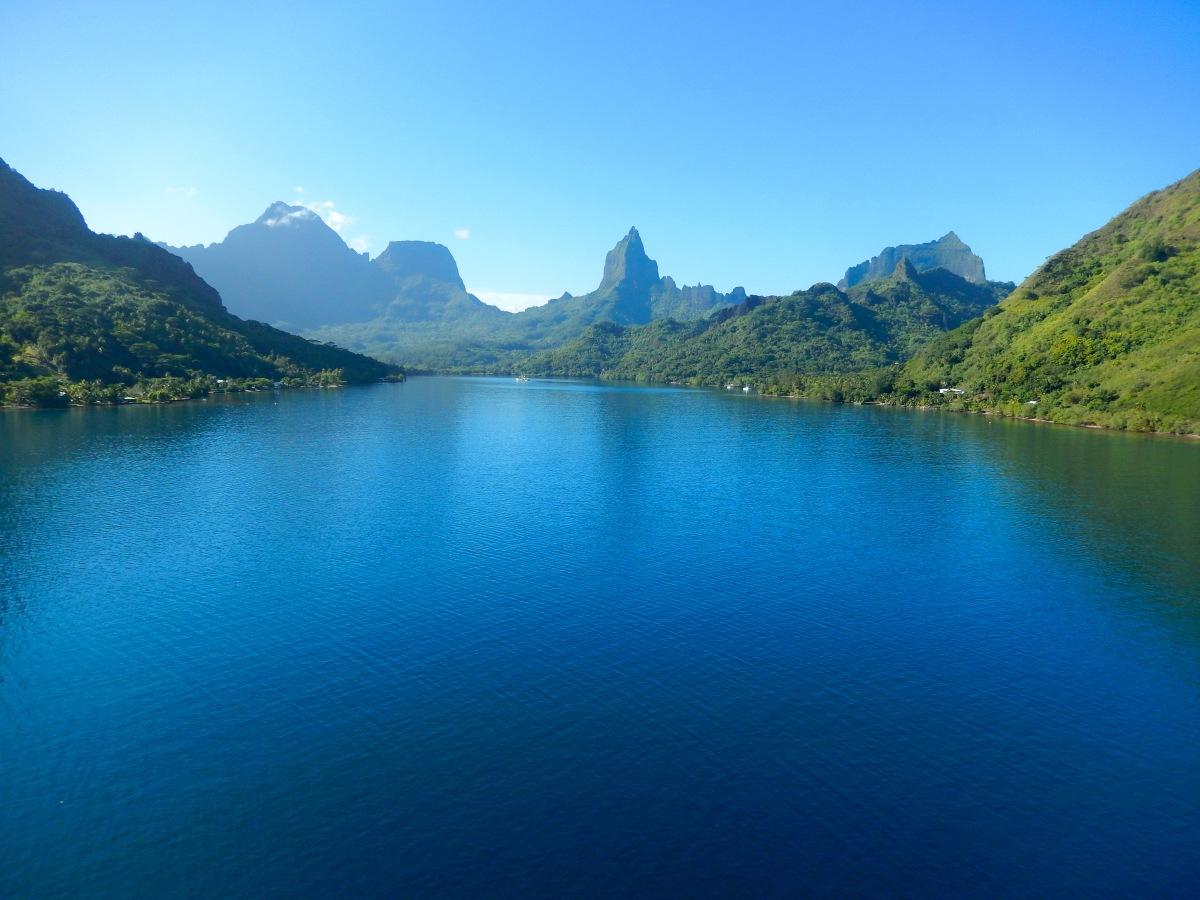 Tahiti, Bora Bora andMoorea