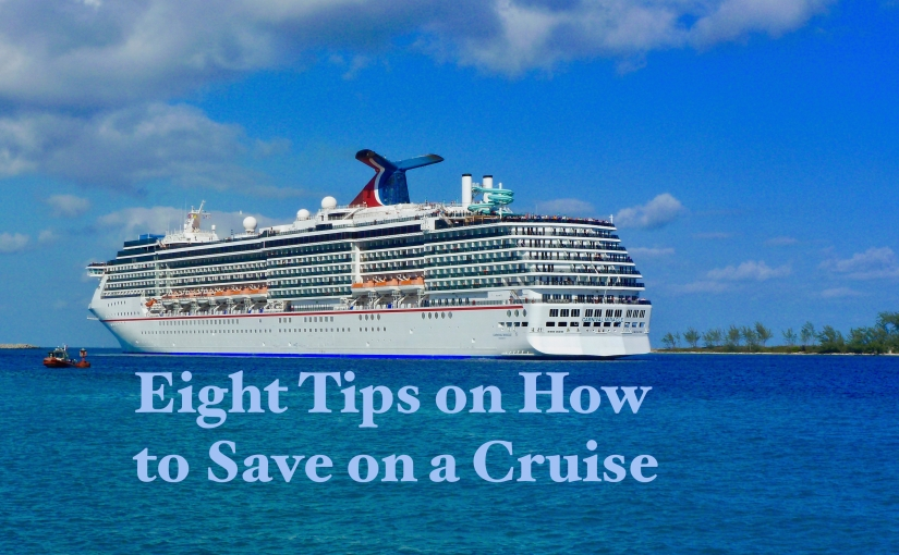Ways to Save Money on Booking a Cruise