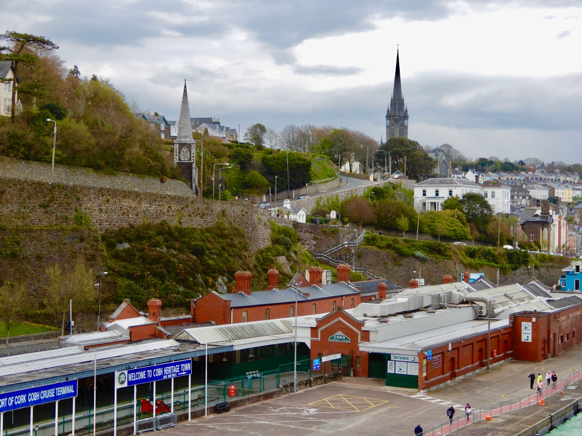 The Port of Cobh, Ireland