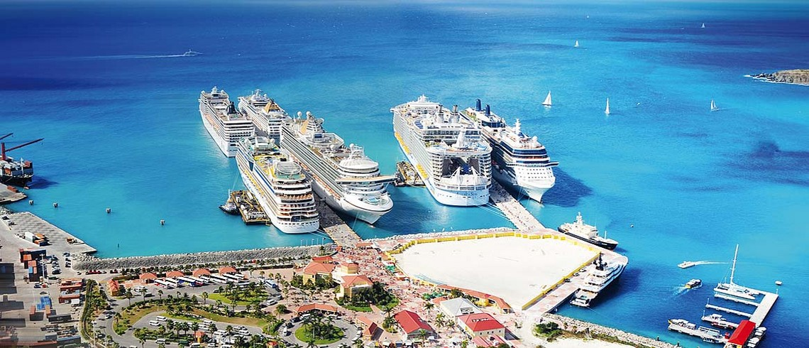 Cruise Port Sint Maarten