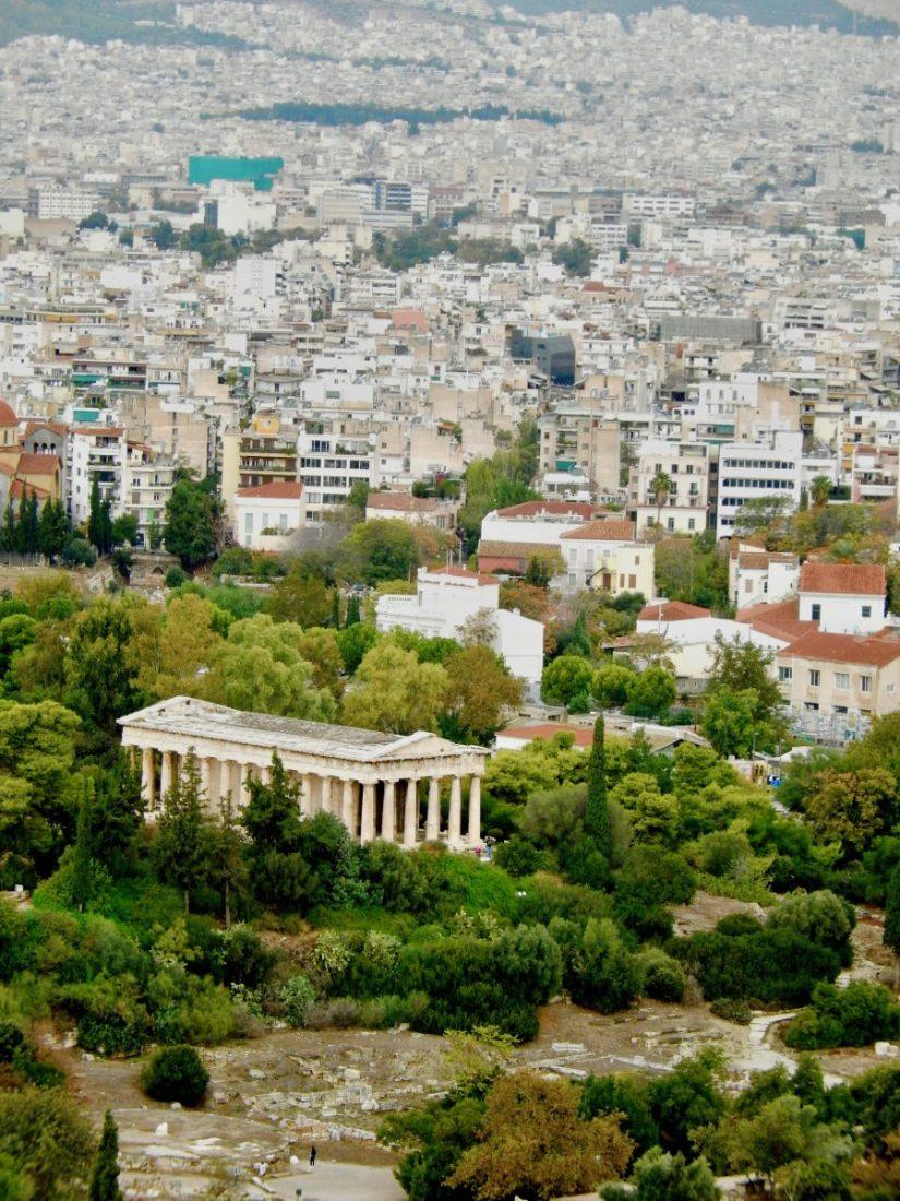 Piraeus The Port of Athens,Greece