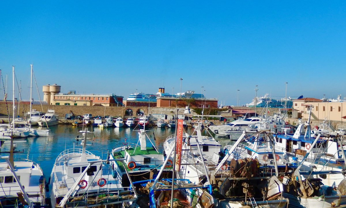 Civitavecchia, Rome's CruisePort