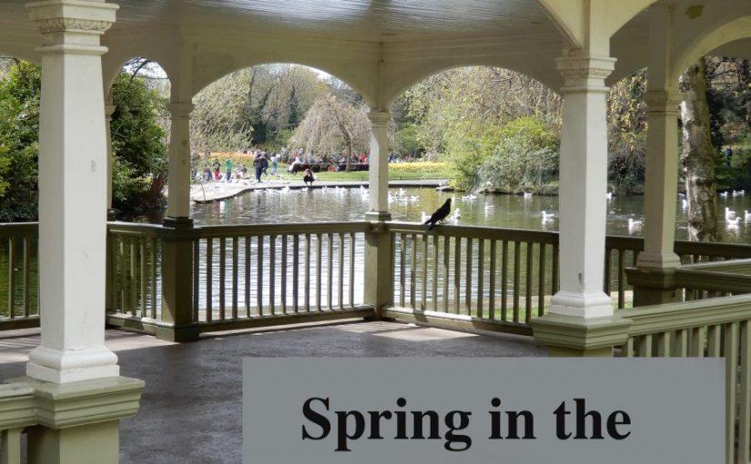 Dublin Gardens in theSpring
