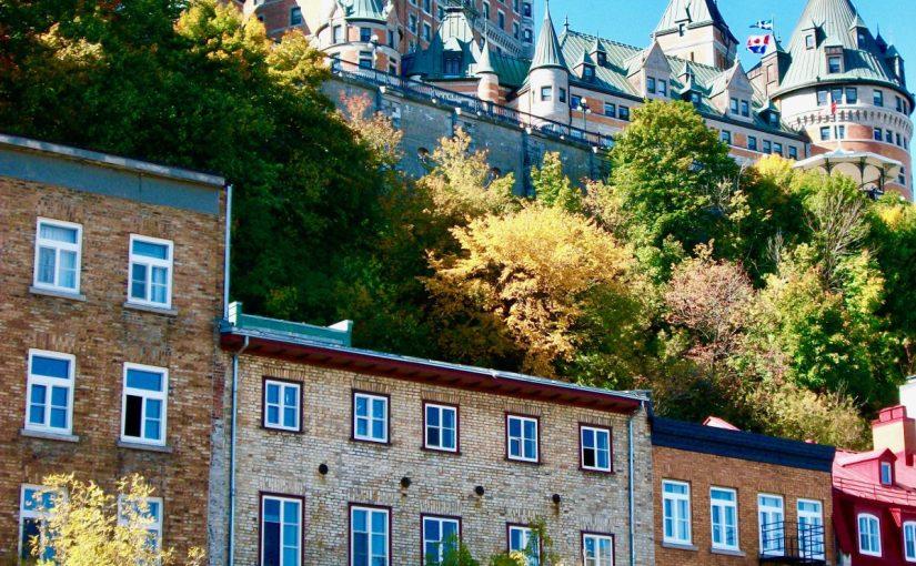 Cruise Port QuebecCity