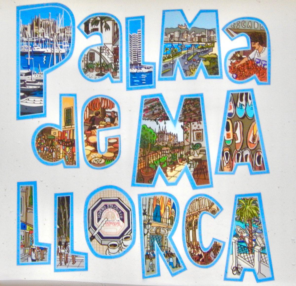 The Port of Palma deMallorca