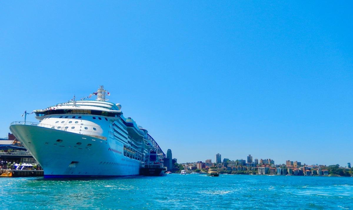 Port of Sydney,Australia