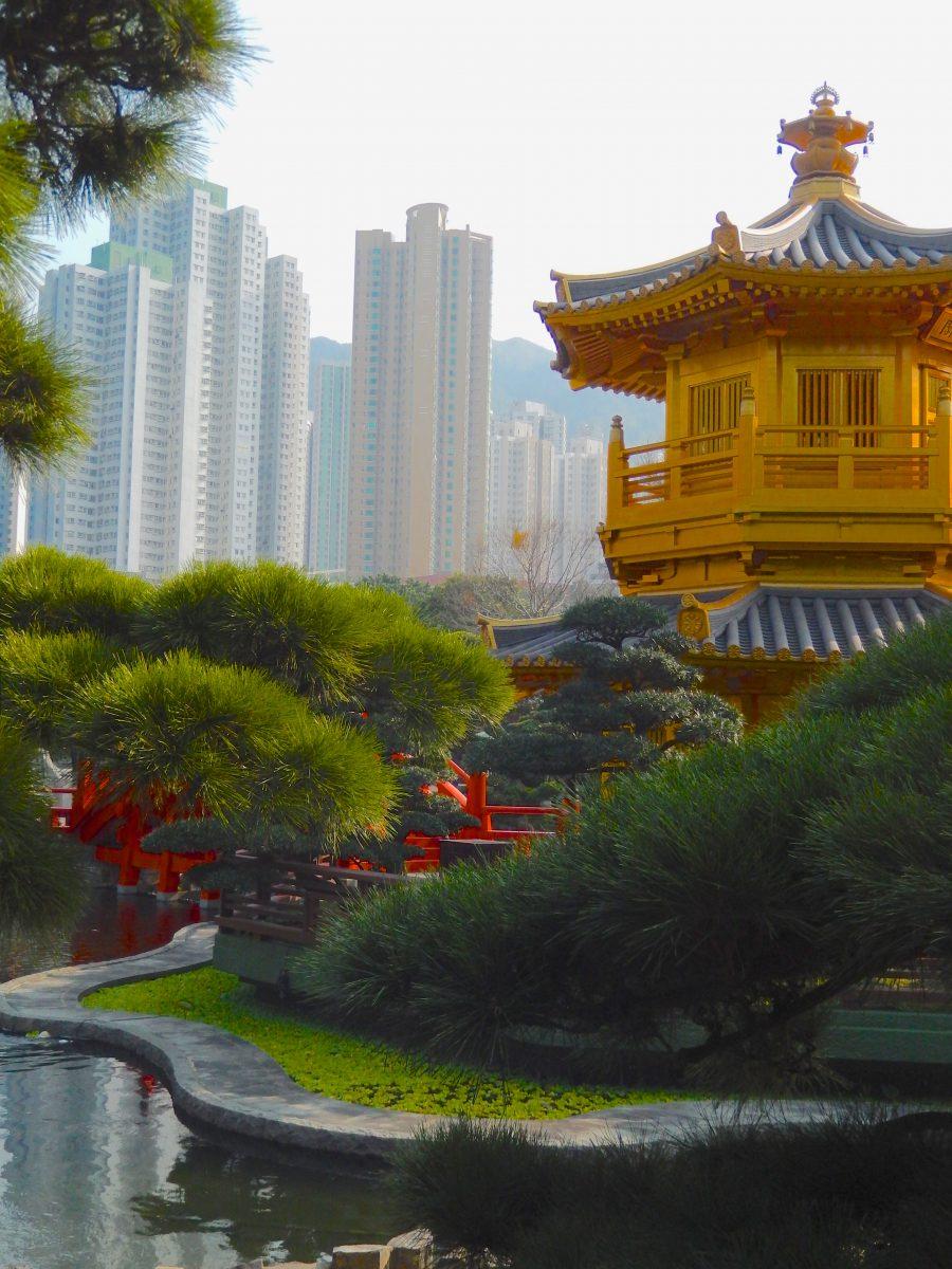 Hong Kong's Nan LianGardens
