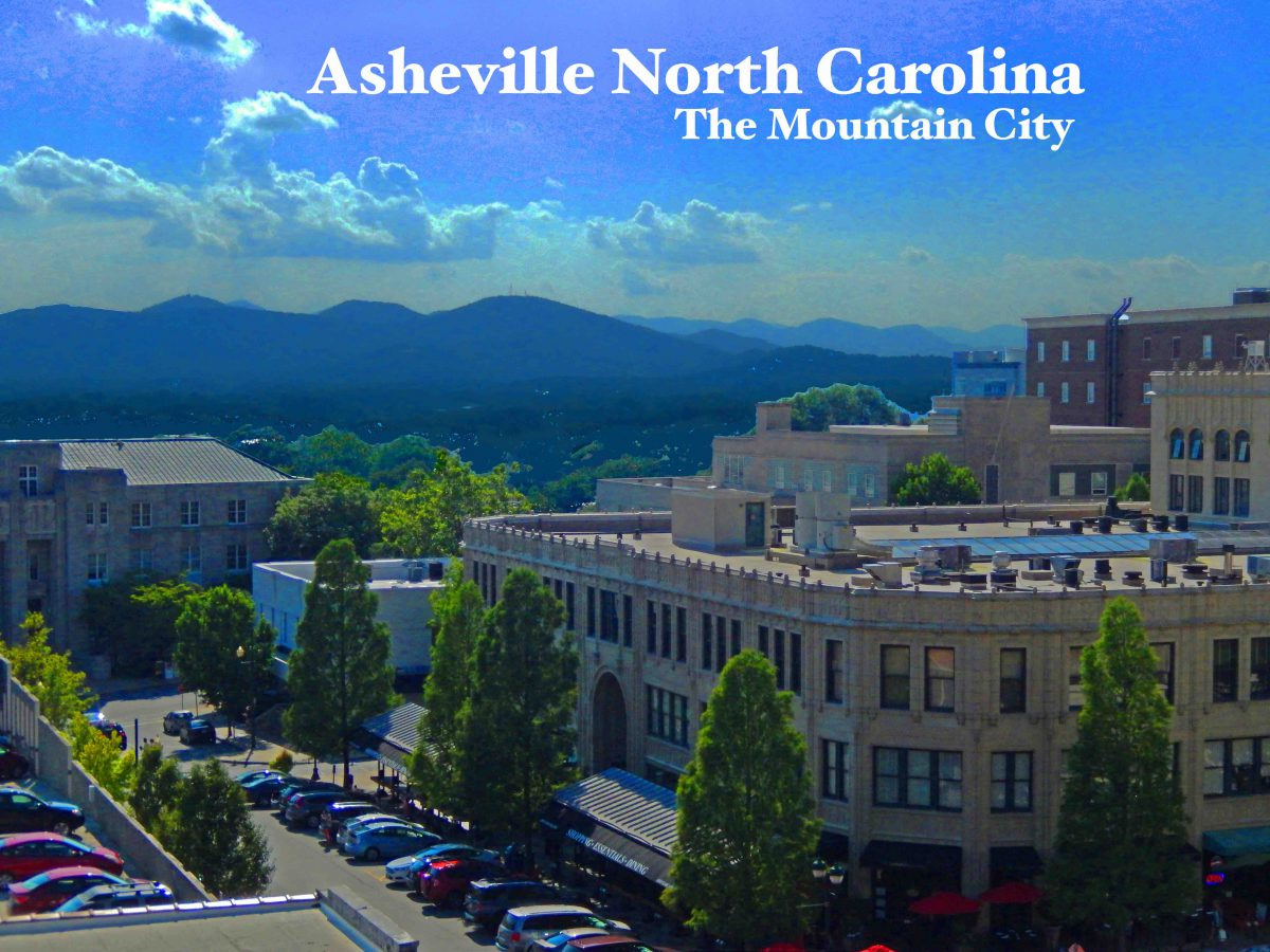 Asheville Heart of the North Carolina Mountains