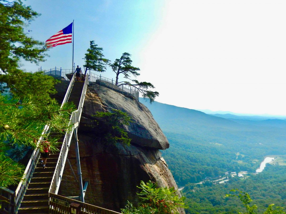 Chimney Rock North Carolina