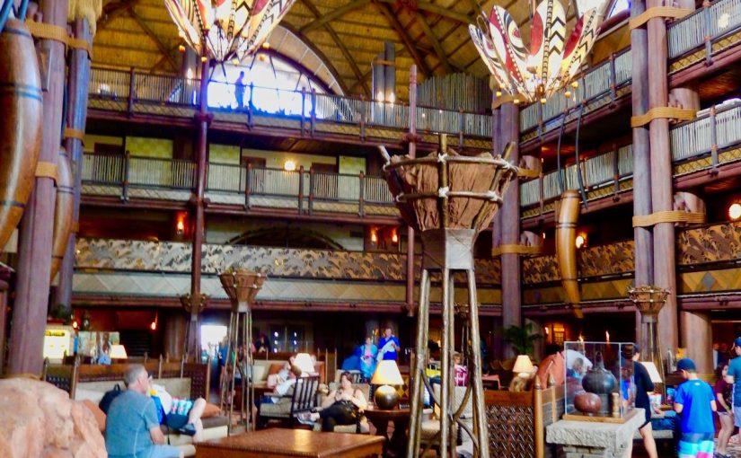 Animal Kingdom Lodge at Walt DisneyWorld
