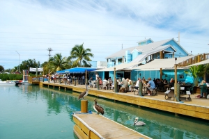 Hurricane Hole bar & grill Key west