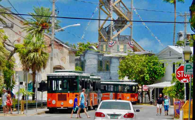 Key West, The Historic, Exotic Island You Can Drive To