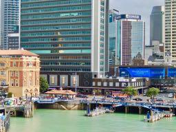 Port of Auckland NewZealand