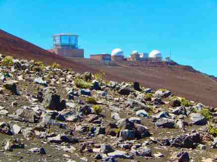 The Haleakalā Observatory