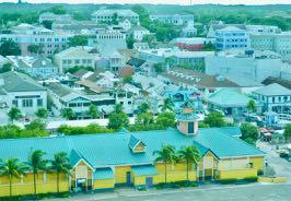 Downtown Nassau, The Bahamas