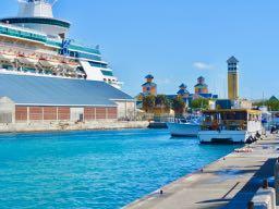 Port of Call Nassau,Bahamas