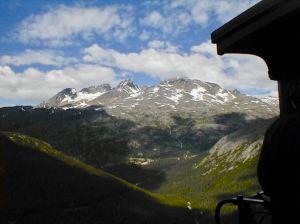 Riding The White Pass & Yukon RR