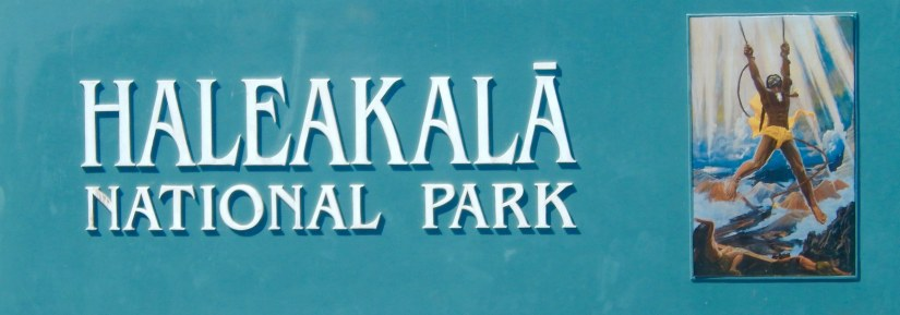 Visiting Haleakala