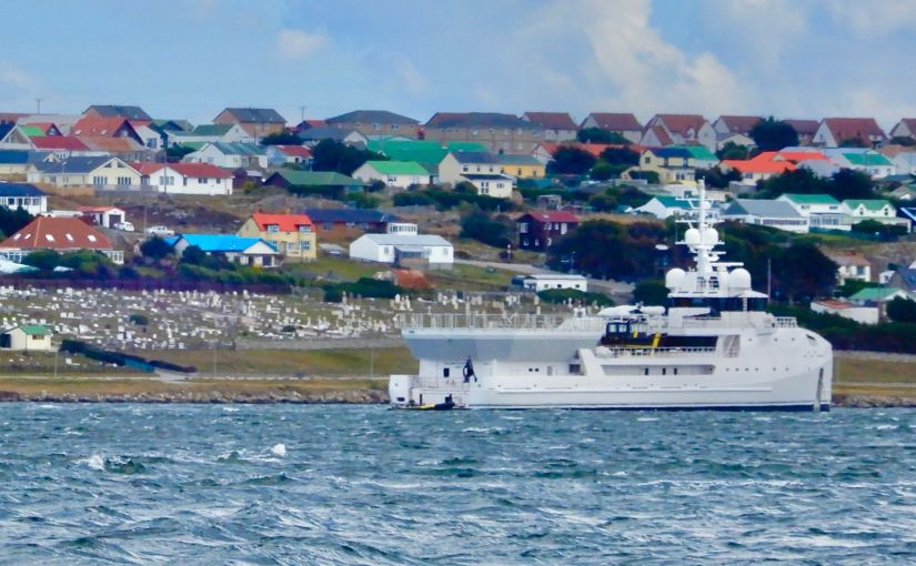 Port of Call Stanley, The FalklandIslands