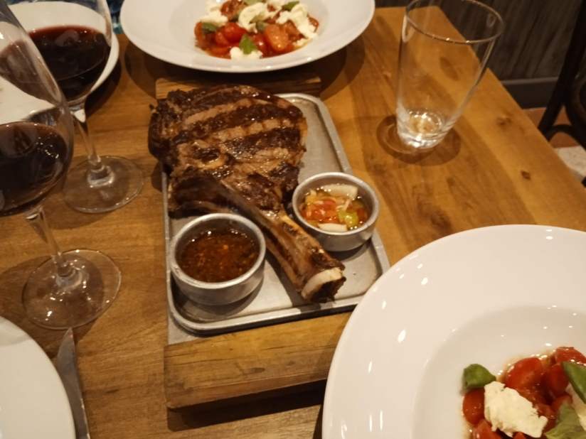 A Great Steak In BuenosAries