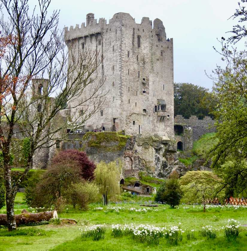 An Unusual Blarney Castle Adventure
