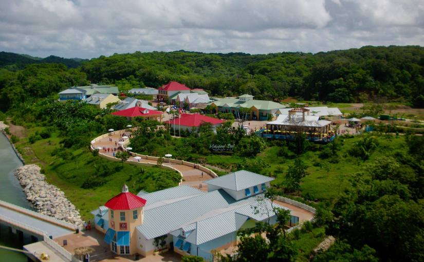 Port of Call RoatanHonduras