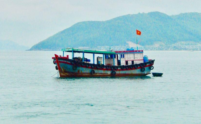 Port of Call Nha Trang,Vietnam