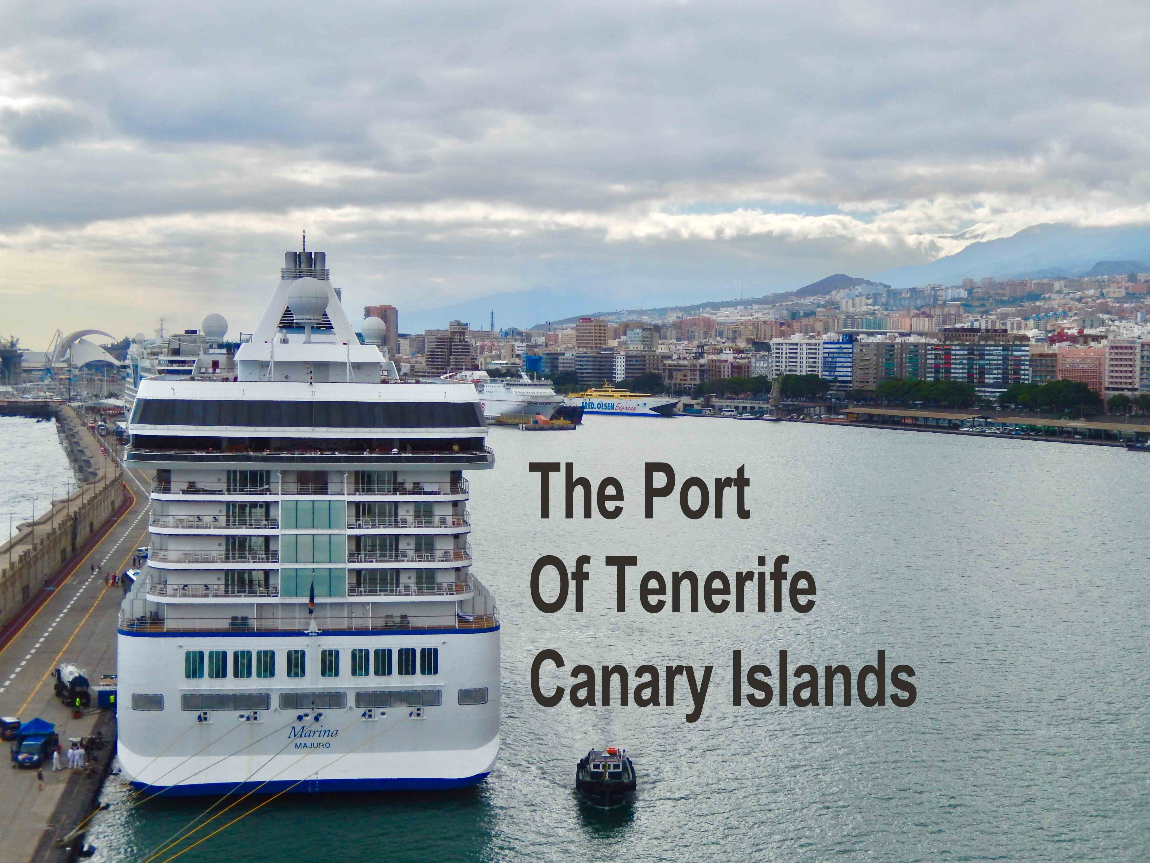 Port of Call Tenerife