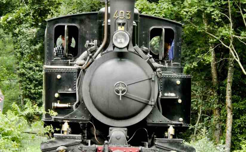 Frances Tournon Lamastre SteamRailroad