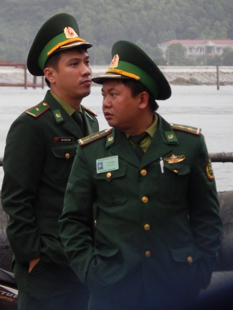 Vietnamese soldiers