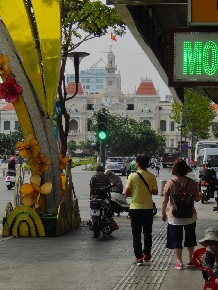 Dong Khoi Street Ho Chi Minh City