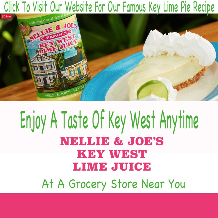 Key West Lime Juice