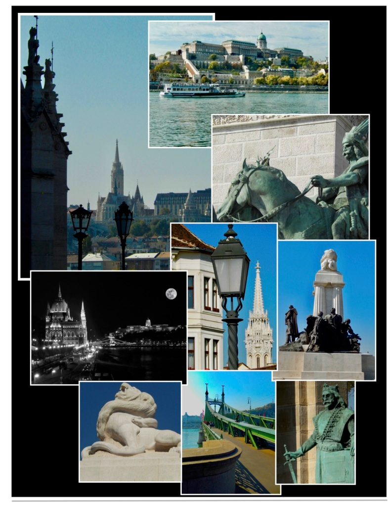 Budapest is the heart of Hungary with landmarks of its history at every turn.