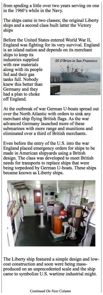 Tampa - St Pete,  Florida,  Liberty ship, American Victory